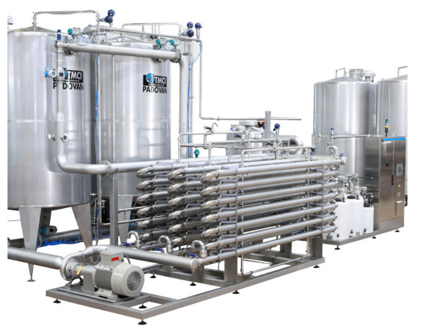 Ultrafiltration for fruit juices and nectars